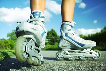 Skeelers skateshop Sportline