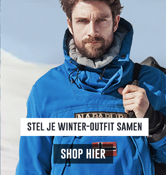 Winter outfit heren en dames