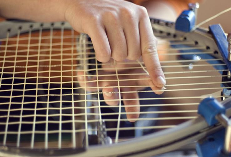 Besnaren van rackets - Sportline
