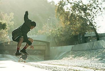 Skateboard shop Sportline