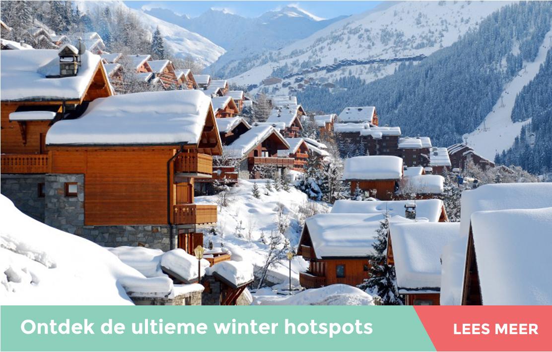 De ultieme winter hotspots