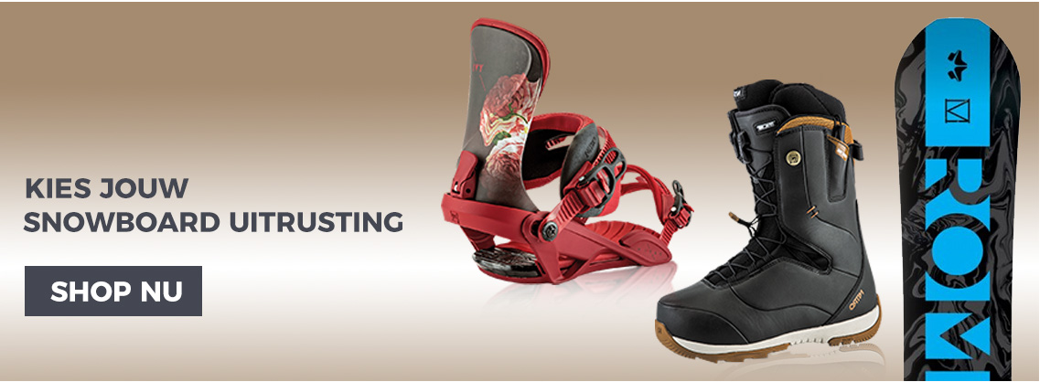 Snowboard uitrusting Sportline