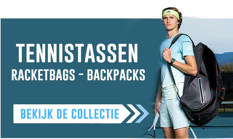 Tennistassen - tennisbags - tennisbackpacks
