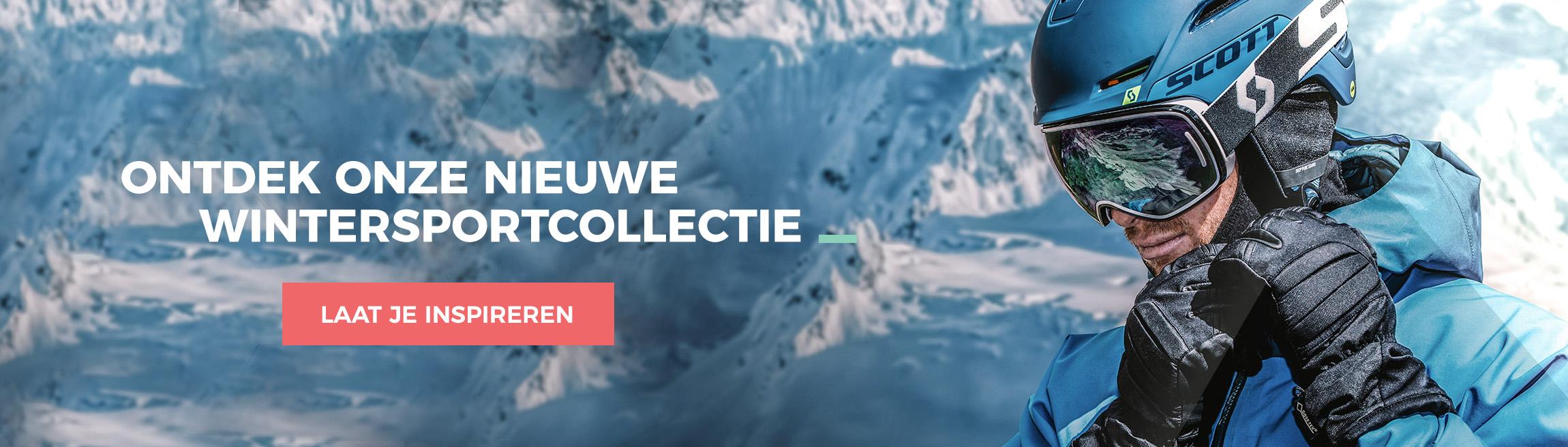 Wintersport ski en snowboard Sportline