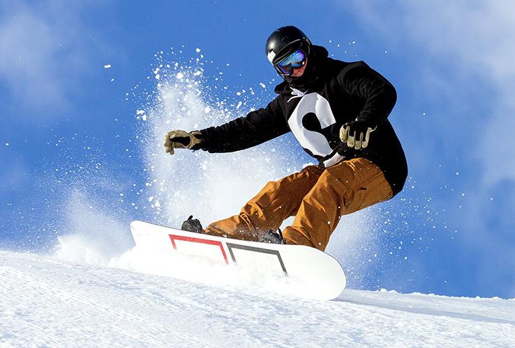 Snowboards, boots en bindings - Sportline
