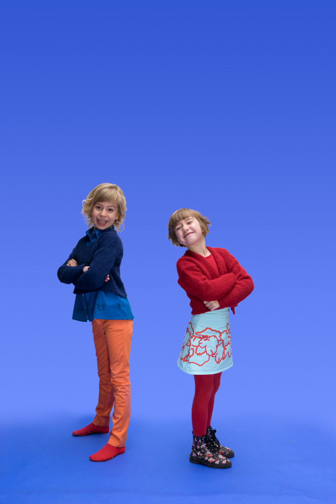 Yente Claeys kidsmodel uit Brugge
