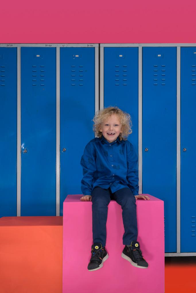 Tyler kidsmodel in Kioko Kids