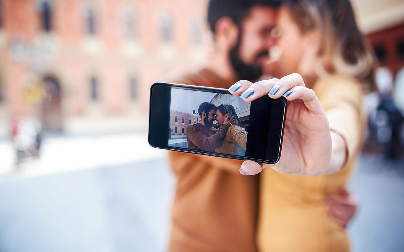 selfie maken