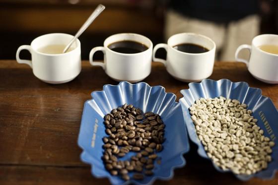 Koffie Keuren