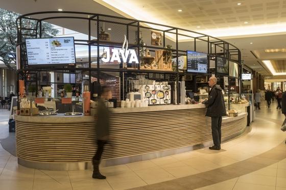 JAVA Koffie - Waasland Shopping Center, Sint-Niklaas