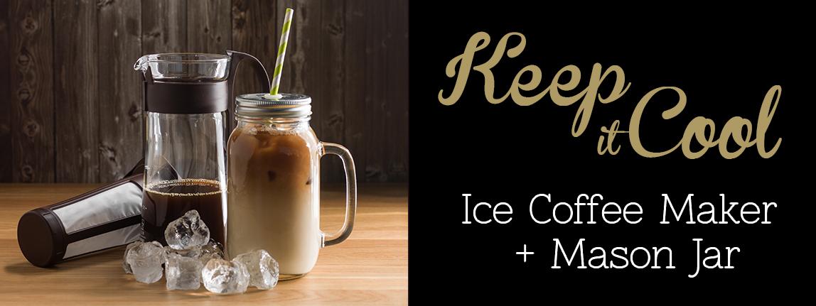 ice coffee maker - java cafe