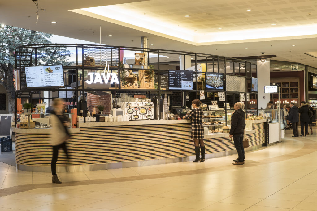Nieuwe JAVA Coffee House in Waasland Shopping Center