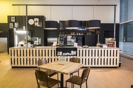 JAVA Koffie - Vlaamse Overheid, VAC Antwerpen
