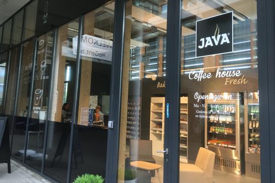 JAVA Koffie - Hogeschool Gent
