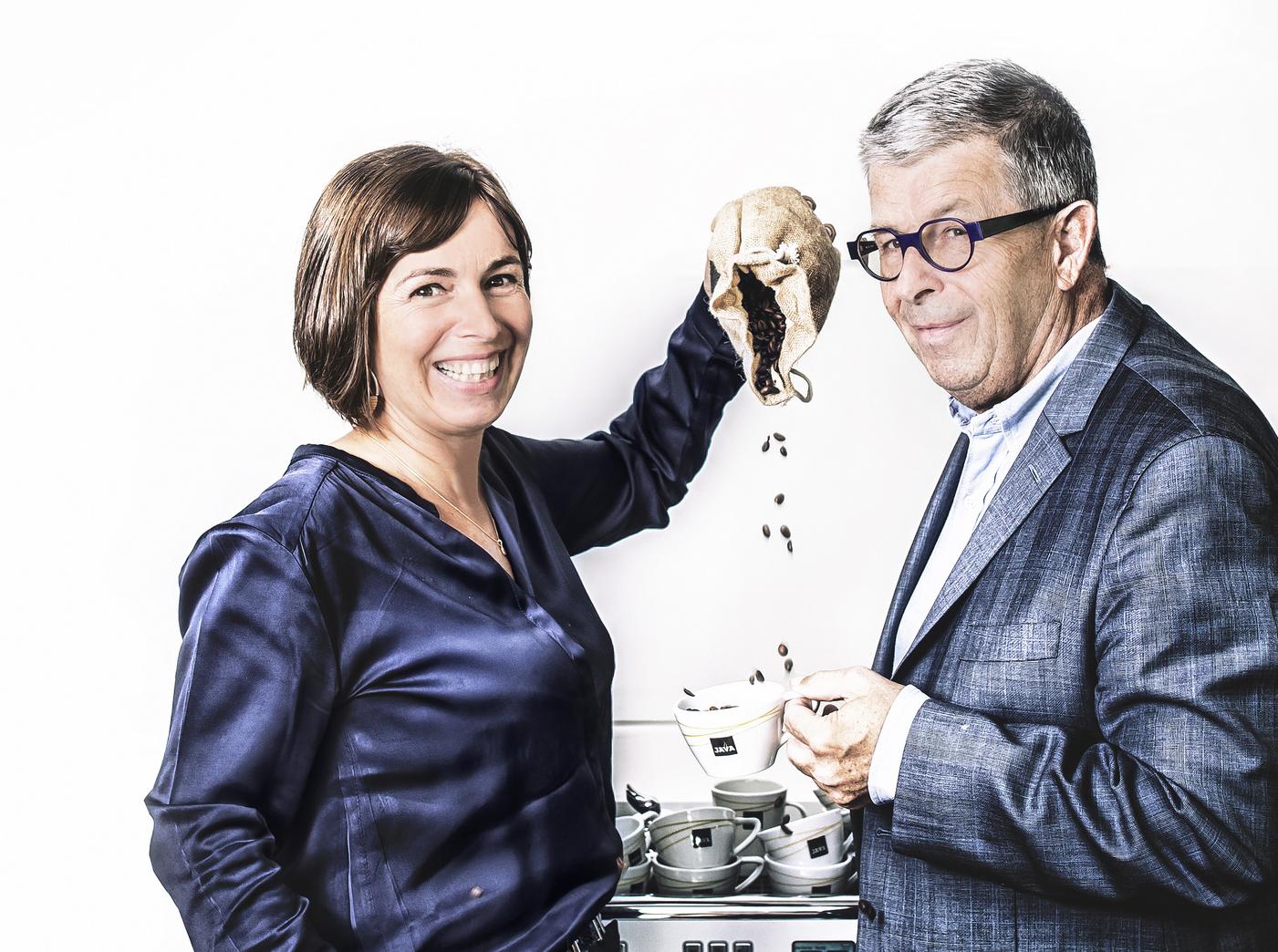Kathleen en Wim Claes