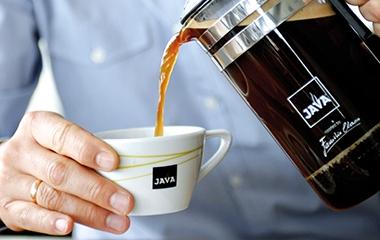 Hoeveel koffie moet ik gebruiken?