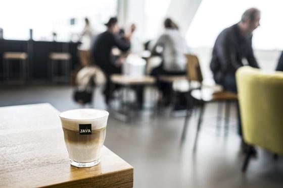 JAVA Koffie - Vlaamse Overheid, VAC Gent