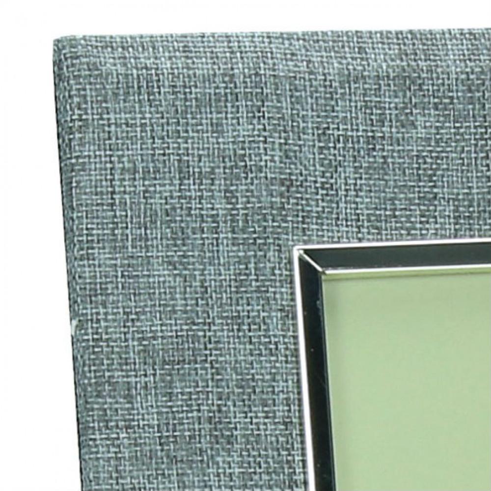 Zuani photokader grijs stof metaal 10 x 15 cm product detail zuani photokader grijs - Idee deco keuken grijs ...