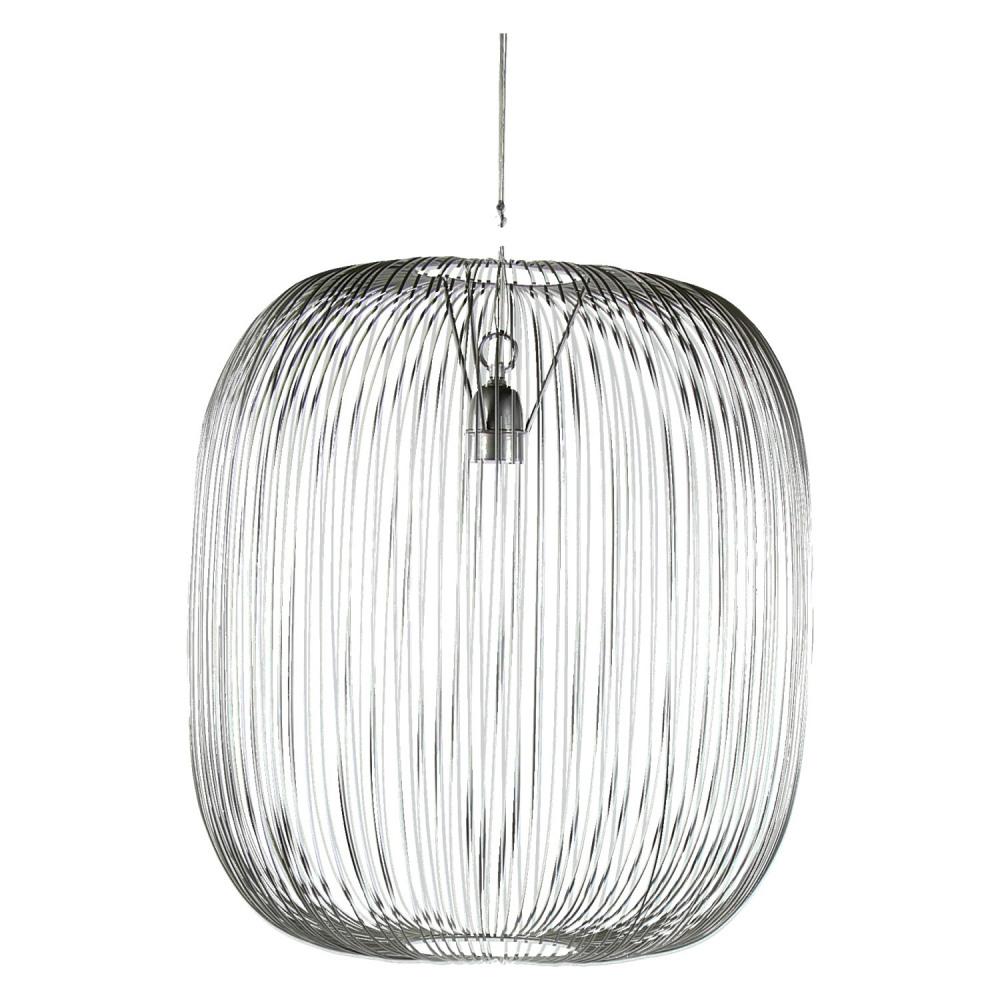 tama suspension fil de m tal tain l 50 x 54 cm. Black Bedroom Furniture Sets. Home Design Ideas