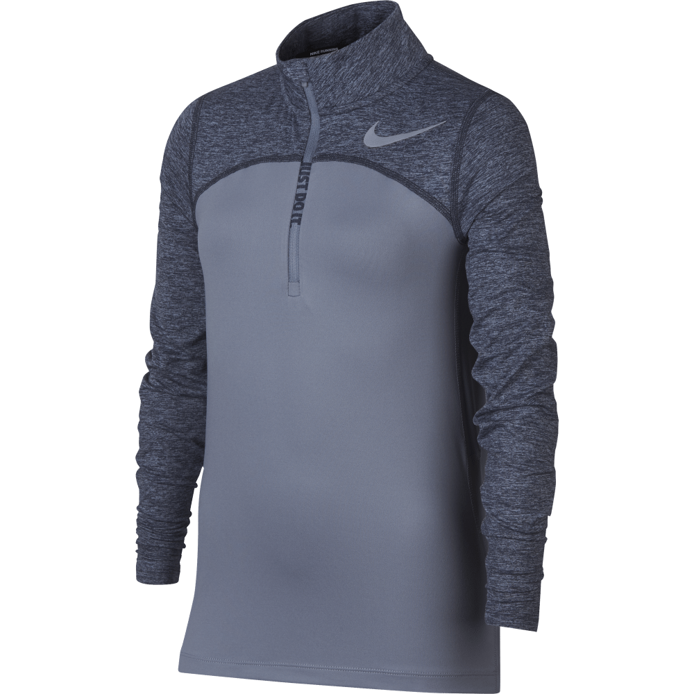 timeless design 01126 06d3e NIKE Dry Element Top LS Half Zip (Girls) Kids