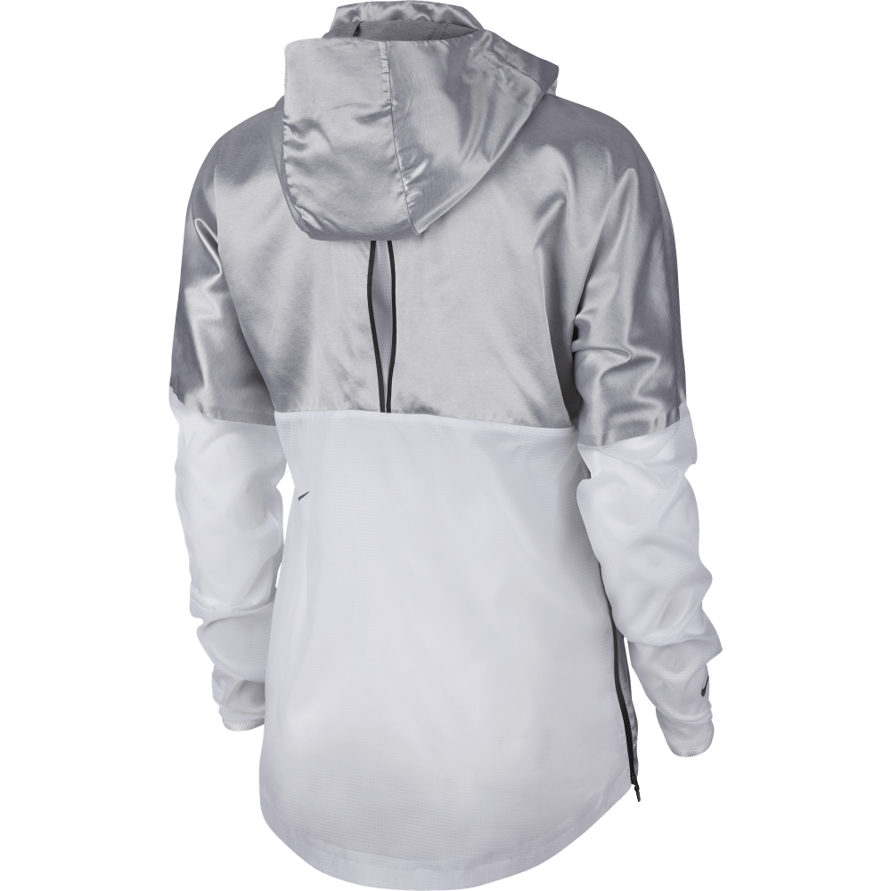 e77180a95c78 NIKE Run Tech Hooded Wind Jacket W - AT1128