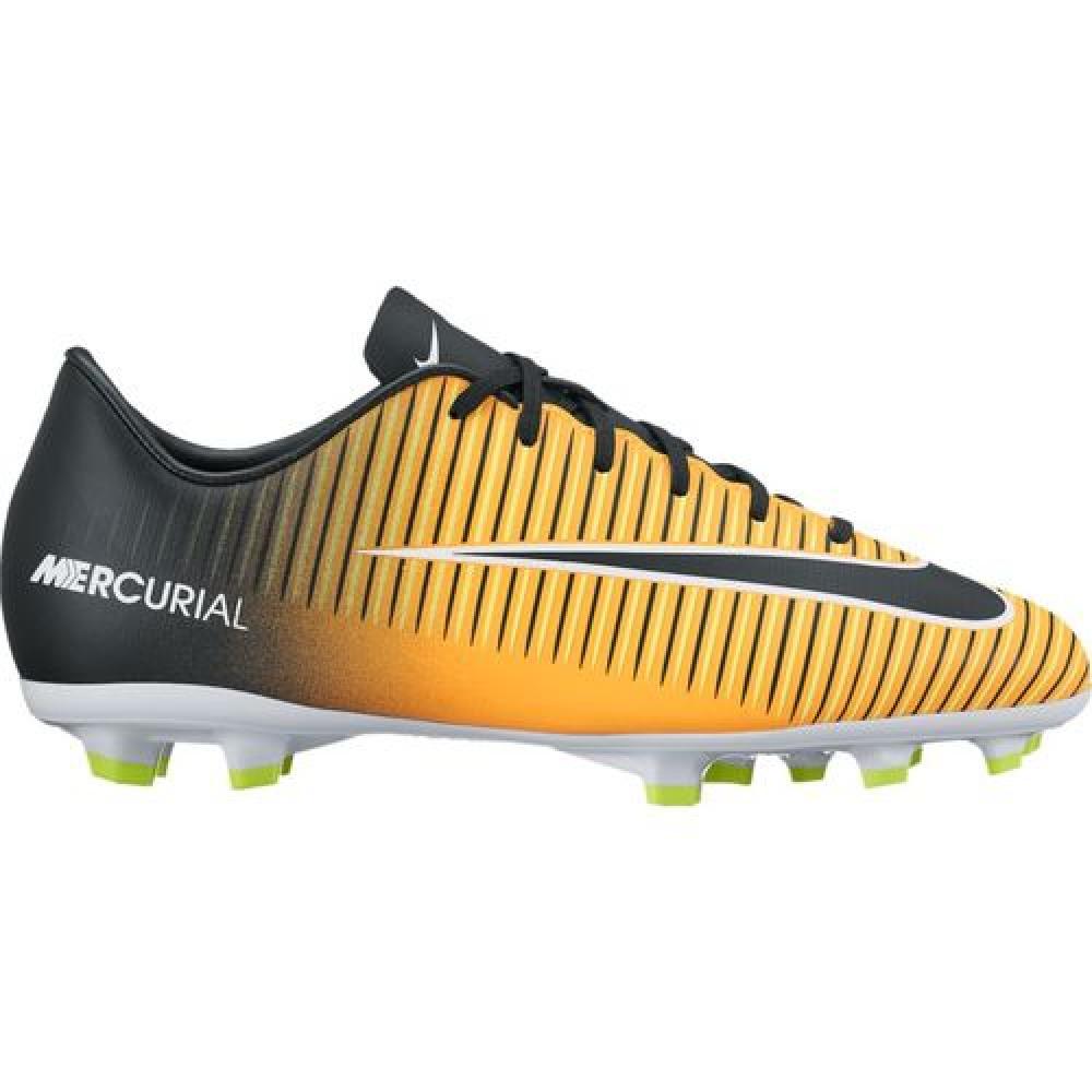 Nike voetbalschoenen gewone velden Kids' Nike Jr