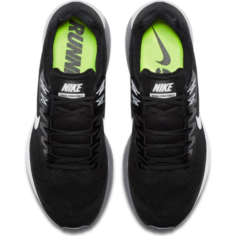 best sneakers 3ef02 322c1 Nike - Men's Nike Air Zoom Structure 21 Loopschoenen kopen ...