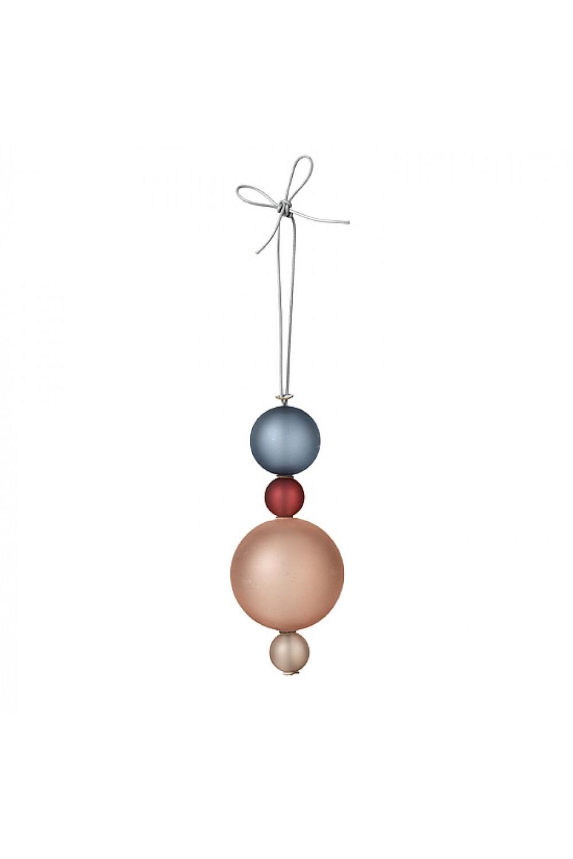 Deko Ornament.Deco Ornament String Glass Decorations Moose In The City