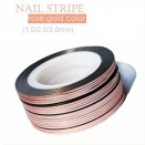 Striping Tape Rose Gold