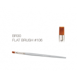 Gel Brush Flat #106