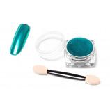 Metallic Mirror Powder  4 - Turquoise