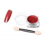 Metallic Mirror Powder 5 Red