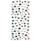 Art Sticker 030