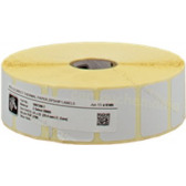Direct Thermal labels 31.75x25.4mm / 2580 / D127mm