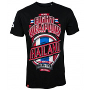 8 Weapons Muay Thai Mighty Thailand T-Shirt