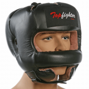 Topfighter Training Hoofdbescherming
