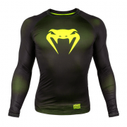 Venum Contender 3.0 Compression T-Shirt Long Sleeves