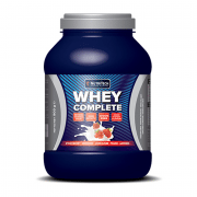 Nutritech Whey Complete 900gr Aardbei