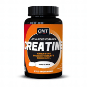 QNT Creatine Monohydrate 200 tabs