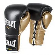 Everlast PowerLock Training Bokshandschoenen Veters