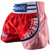 Hayabusa Lion Warrior Muay Thai Short