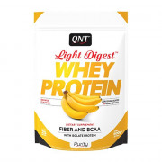 QNT Light Digest Whey Protein 500gr Banaan