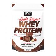 QNT Light Digest Whey Protein 500gr Hazelnoot Chocolade