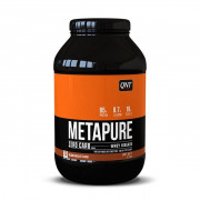 QNT Zero Carb Metapure Whey Isolate 2000gr Chocolade
