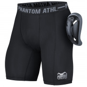 Phantom Athletics Kruisbescherming met Compression Short