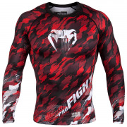 Venum Tecmo Rashguards Long Sleeves