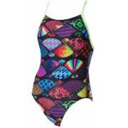 Speedo -  Badpak END Tranquilfan Girls