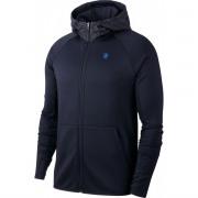 Nike - Sweater met Rits en Kap Heren