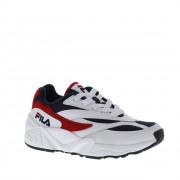Fila - Sneaker wit-rood-blauw kids
