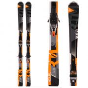 Volkl - RTM 81 IPT WR XL BLK/ORA skiset